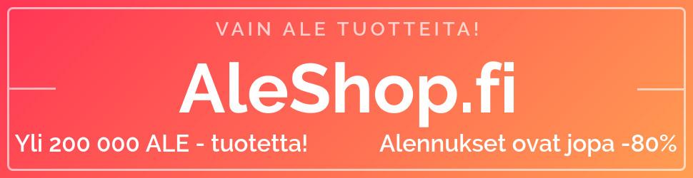 AleShop.fi - Listaamme kaikki netin ALE-tuotteet!